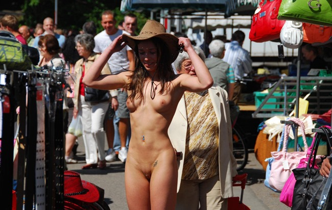 july naked in the city